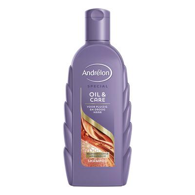 Andrélon Special shampoo oil & care