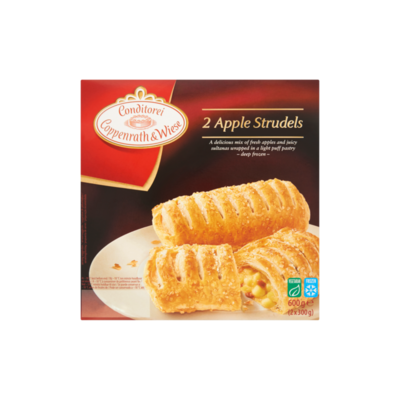 Conditorei Coppenrath & Wiese Apple Strudels