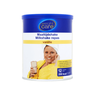 Weight Care Maaltijdshake Vanille
