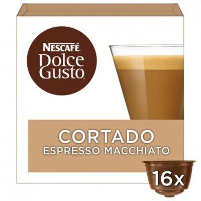 Nescafé Dolce Gusto Cortado koffie cups