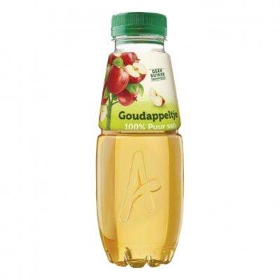 Appelsientje Goudappeltje fles