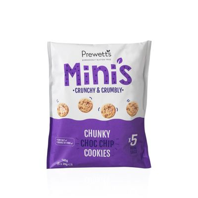 Prewett's Choco Chip Cookies Mini