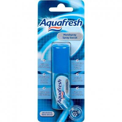 Aquafresh Freshmint mondspray