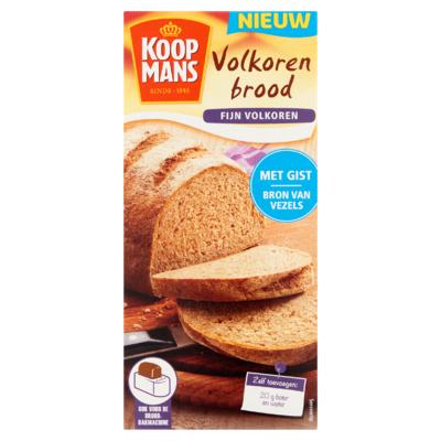 Koopmans Volkorenbrood 450 g