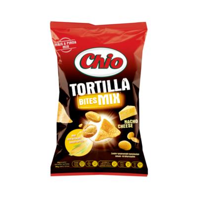 Chio Tortilla Bites Mix Nacho Cheese