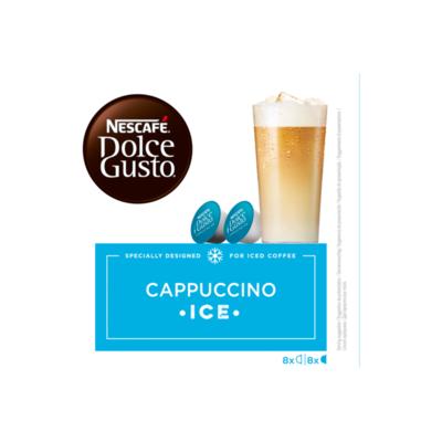 Nescafé Dolce Gusto Cappuccino Ice Koffie Capsules