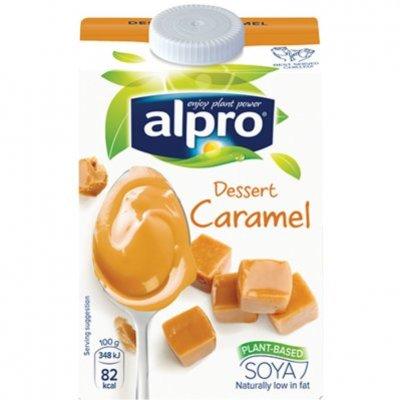 Alpro Desserts caramel
