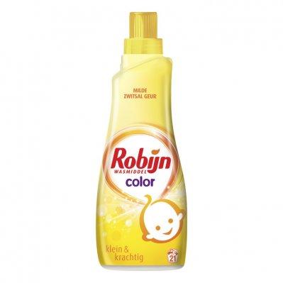 Robijn Klein & krachtig wasmiddel color