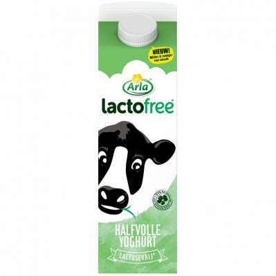 Arla Lactofree yoghurt