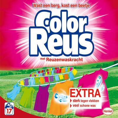 Reus Color reus waspoeder