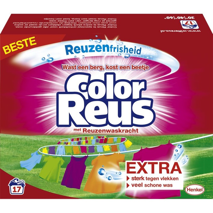 Reus Color reus poeder