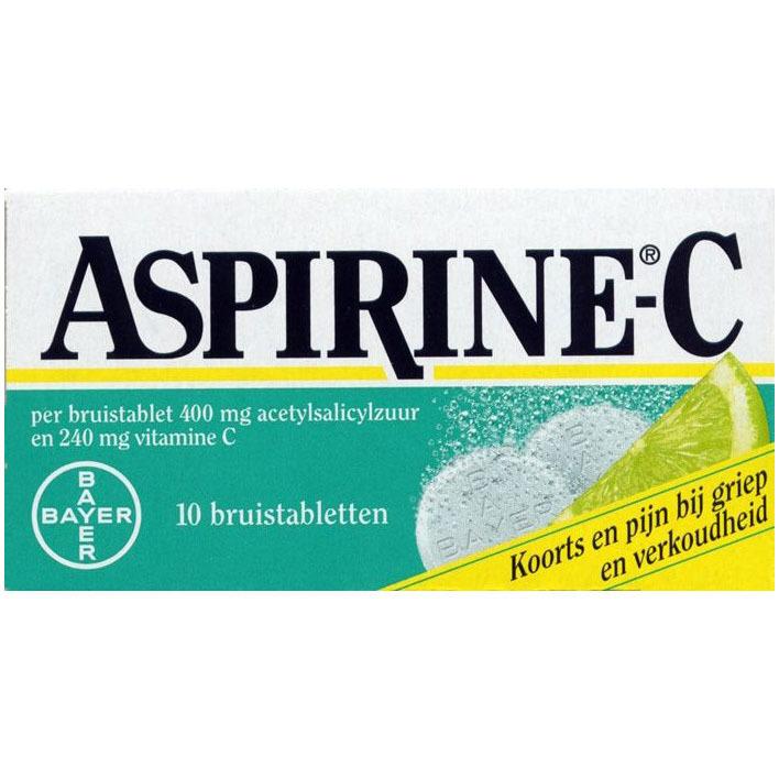 Aspirine-C bruistabletten