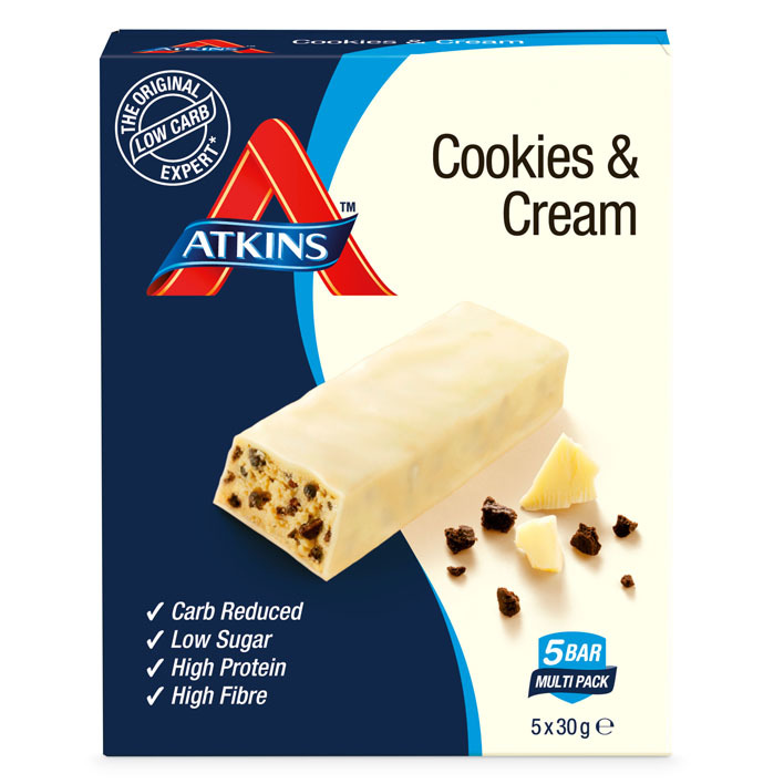 Atkins Cookies & cream