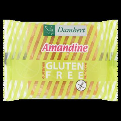 Damhert Glutenvrije amandine