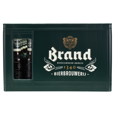 Brand Bier 24 x 30cl