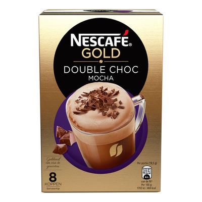 Nescafé Gold double choc mocha oploskoffie