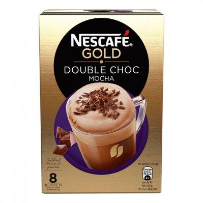 Nescafé Gold double choc mocha