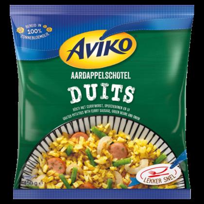 Aviko Aardappelschotel Duits