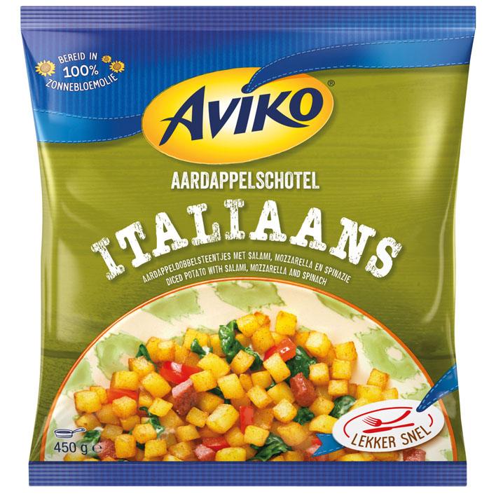 Aviko Aardappelschotel Italiaans