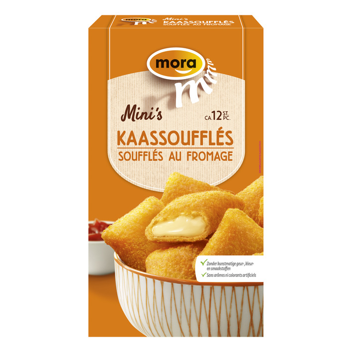 Mora Mini kaassoufflé