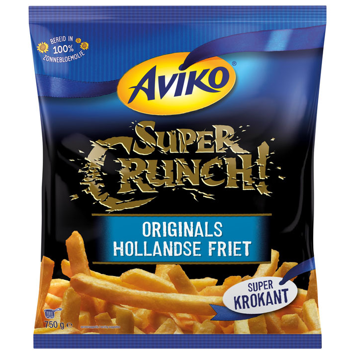 Aviko SuperCrunch originals Hollandse friet