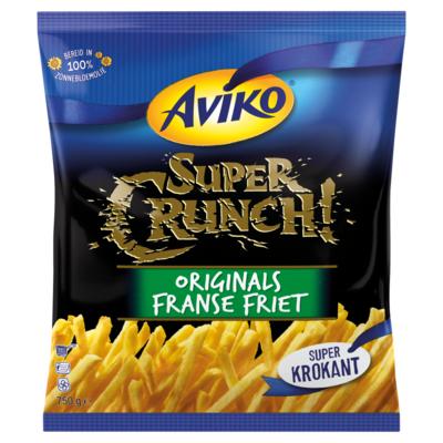Aviko Supercrunch Franse frites