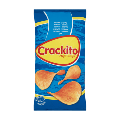 Crackito Chips Paprika