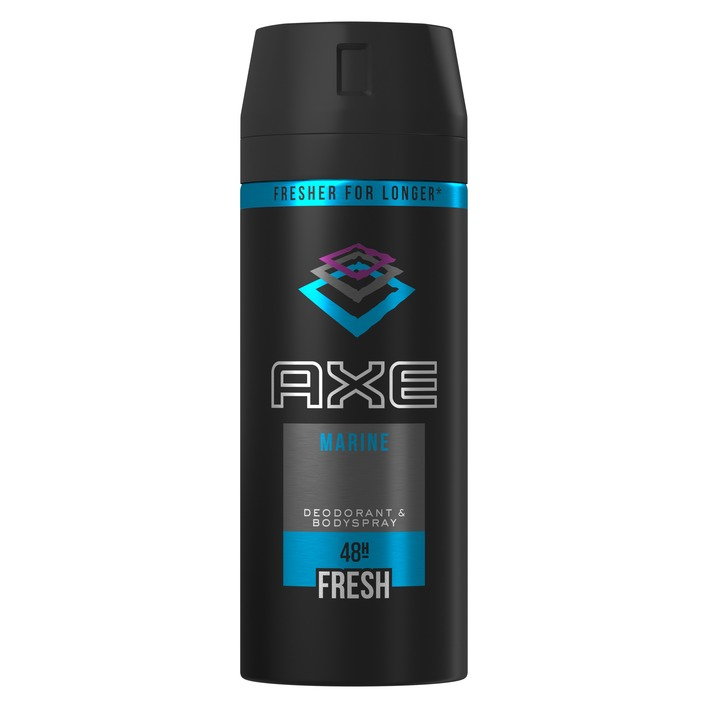 Axe Deodorant spray marine