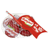 Babybel Mini's in netje