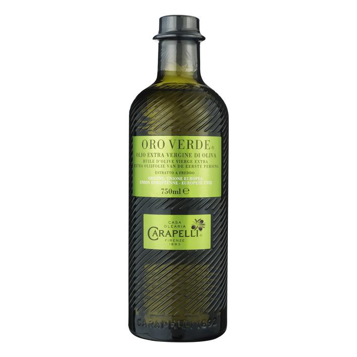 Carapelli Oro verde oilio extra vergine di olivia