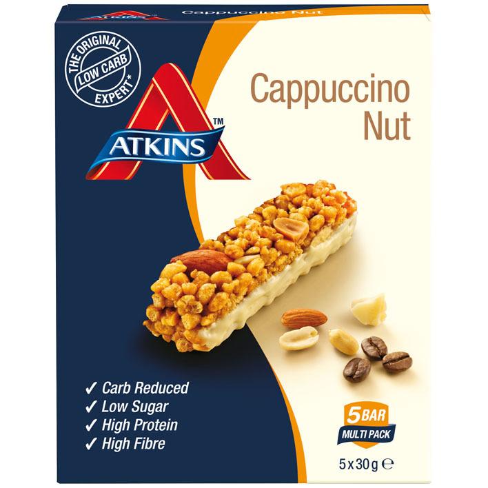 Atkins Cappuccino nut