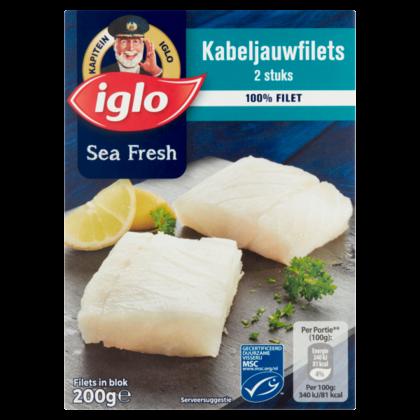 Iglo Sea Fresh kabeljauwfilet