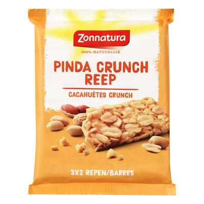 Zonnatura Pinda crunch reep