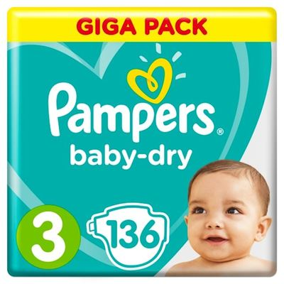 Pampers Baby-dry maat 3