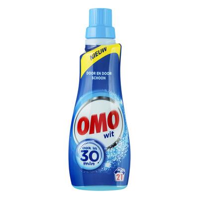 Omo Klein & krachtig ultimate wit