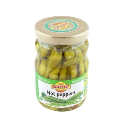 Baktat Hot Peppers