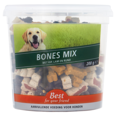 Best For Your Friend Snacks bonesmix