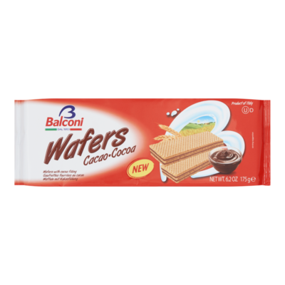 Balconi Wafers Cacao