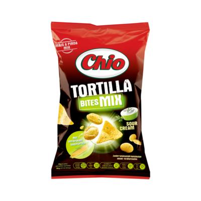 Chio Tortilla Bites Mix Sour Cream