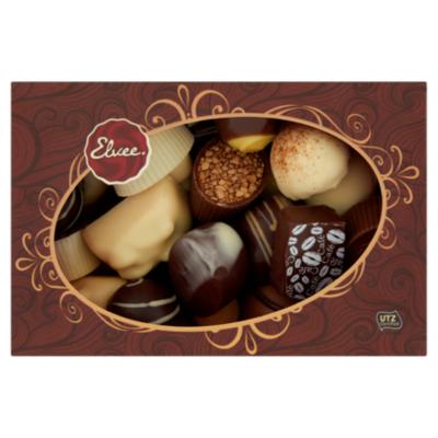 Elvee Chocolade Elvee Handwerkpralines