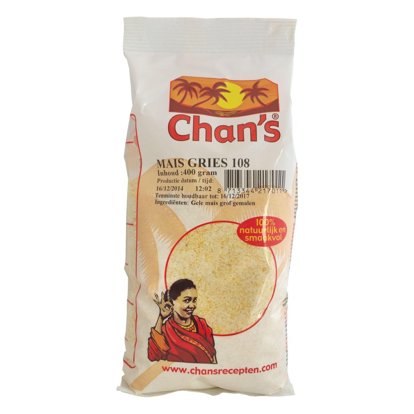Chan's Maïsgries