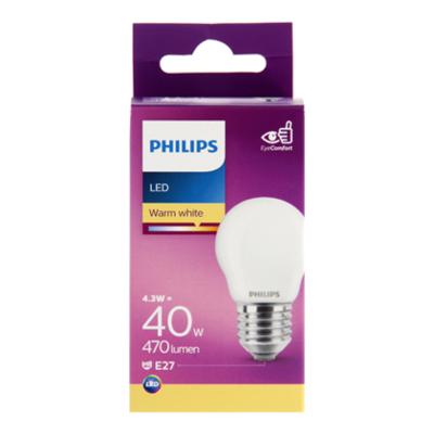 Philips LED kogel 40W E27