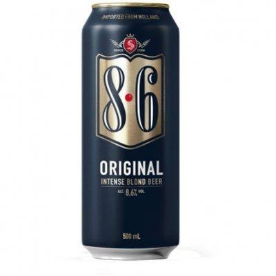 Bavaria 8.6 Original 8.6% zwaar