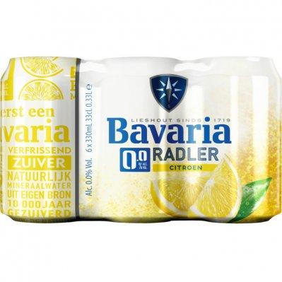 Bavaria 0.0% Radler citroen