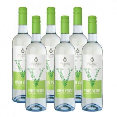J.M. da Fonseca 6 x Vinho Verde