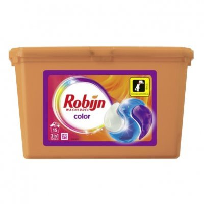 Robijn 3-in-1 capsules color