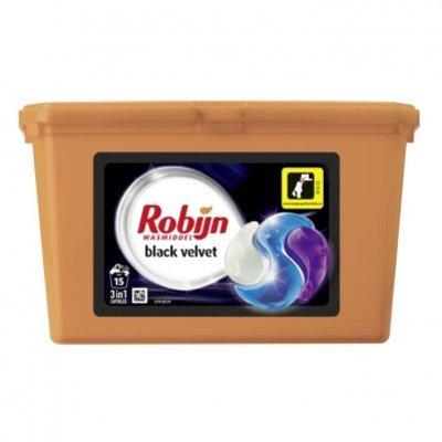 Robijn 3-in-1 capsules black velvet