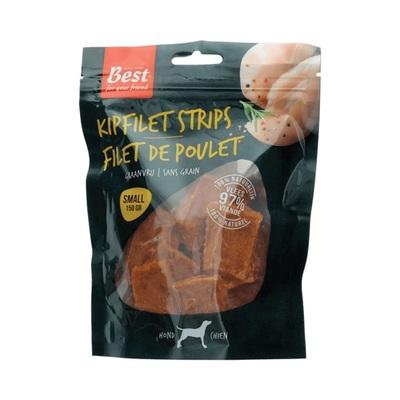 Best for your Friend Hondensnack Kipfilet naturel small