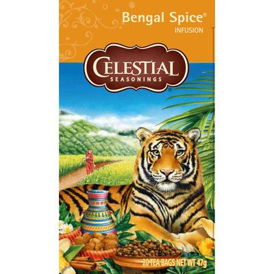 Celestial Seasonings Bengal spice tea 1-kops