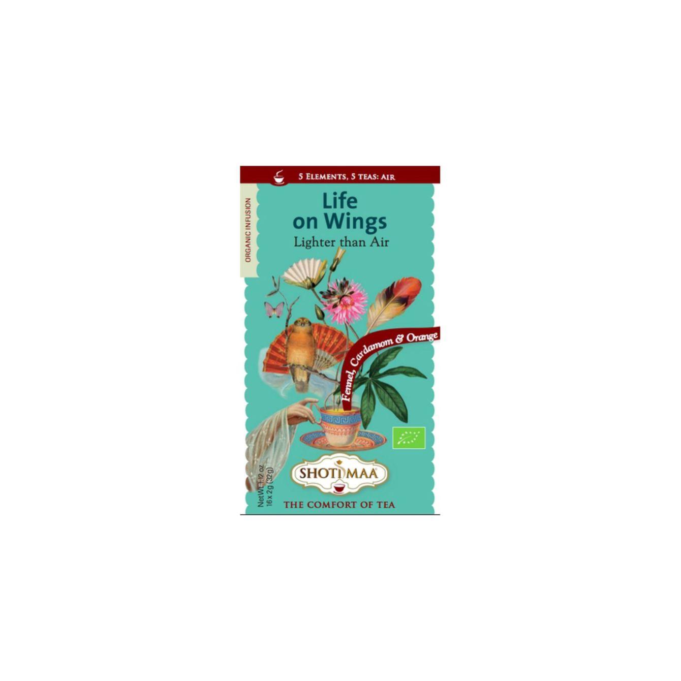 Shoti Maa Life On Wings Thee